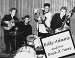 Billy Adams and the Rock A Teens